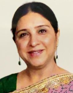 Dr Neena Malhotra