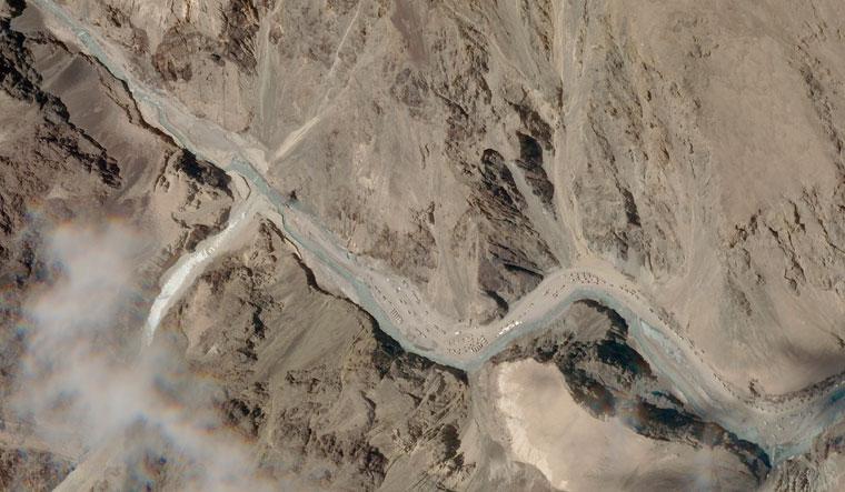ADDITION India China Himalayan Standoff