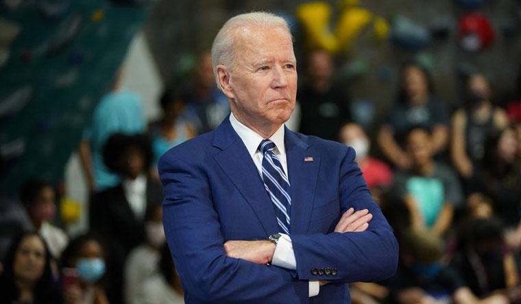 US President Joe Biden | AFP