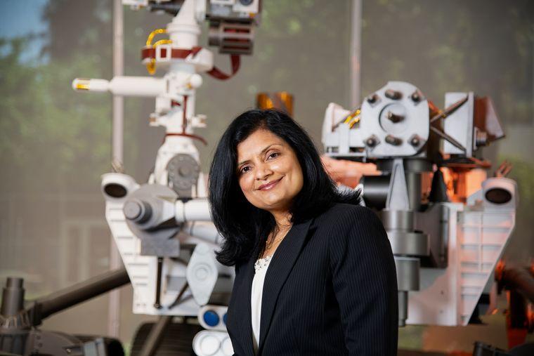 High achiever: Yogita Shah at NASA | Nasa/Jpl-Caltech