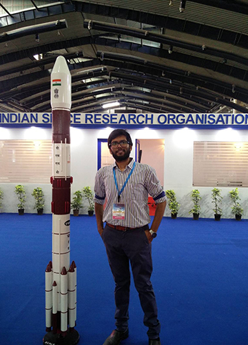Divyanshu of Rocketeers