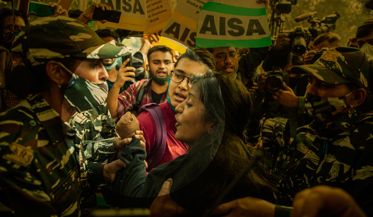 India Activists Under Fire