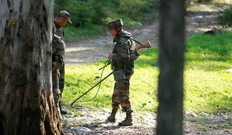 India Kashmir Attack