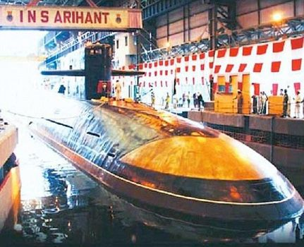 INS Arihant | Ministry of Defence