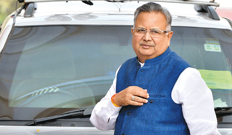 Chhattisgarh is among the developed states