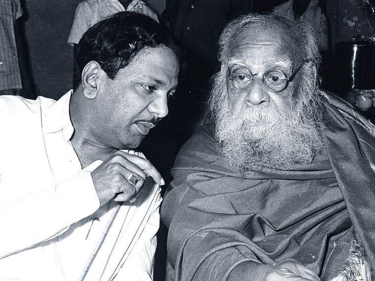 In conversation with Periyar | Gnanam
