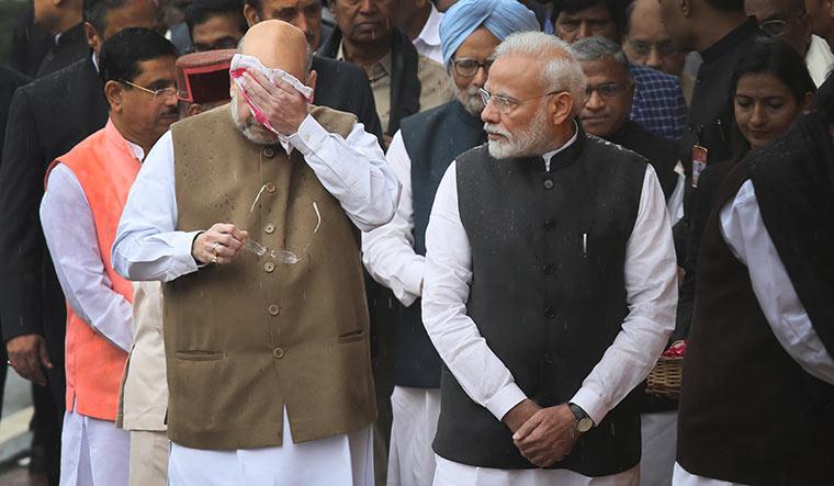 India Parliament Attack Anniversary
