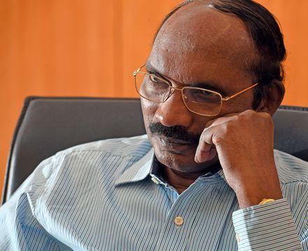 Dr K. Sivan | Bhanu Prakash Chandra