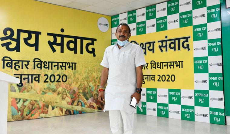 Ashok Choudhury   Sanjay Ahlawat