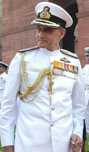 Admiral Arun Prakash, former Navy chief