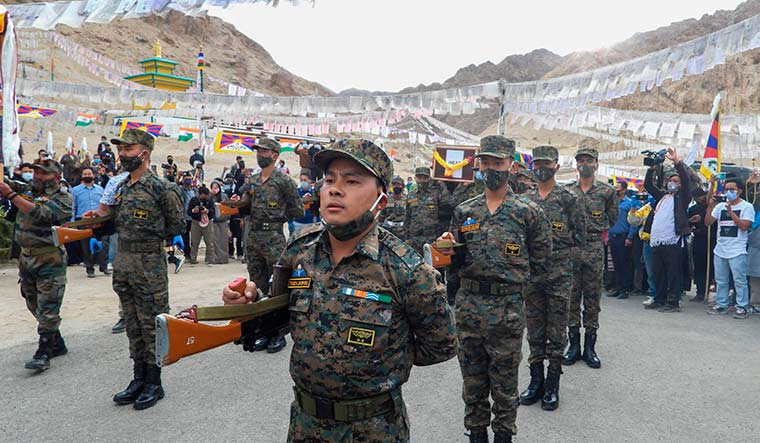 INDIA-CHINA-CONFLICT-BORDER-FUNERAL