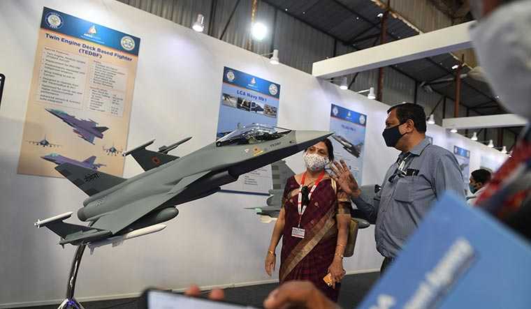 56-The-DRDO-stall