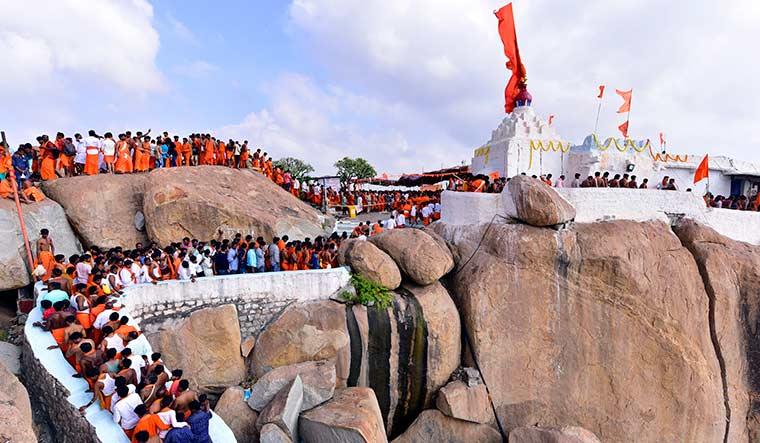 58-Anjanadri-Betta-in-Karnataka