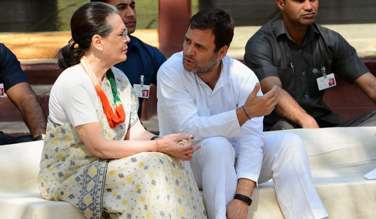 INDIA-POLITICS-CONGRESS