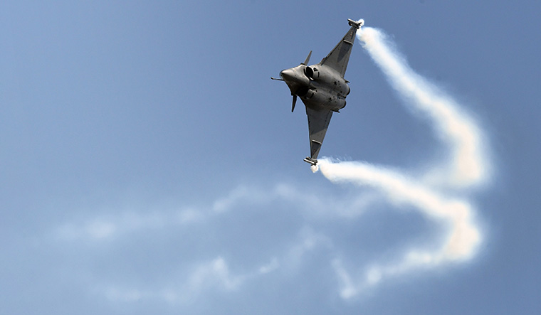Why IAF has an edge over Chinese air force
