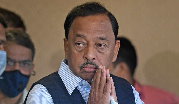 Uddhav Thackeray is not going to be in power forever, says Narayan Rane