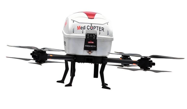 medical-drone