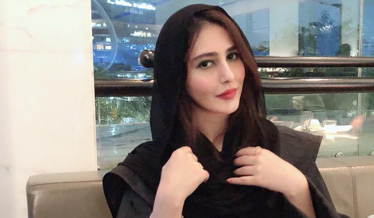 Modesty is in: Murcyleen Peerzada.