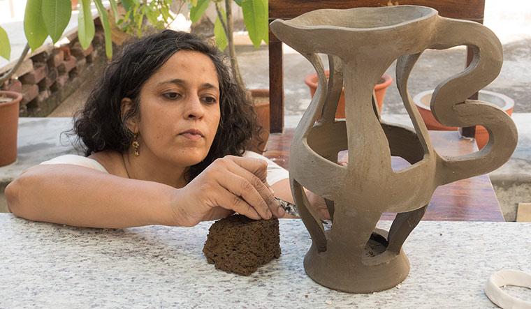 Moulding mud: Shirley Bhatnagar | Ishan Khosla