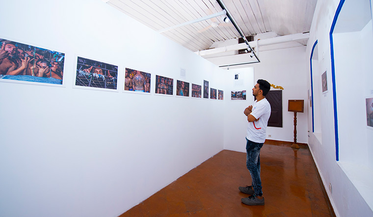 Art extravaganza: the photo exhibition pause | Vipin Das P.