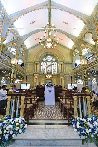 Fresh life: The newly restored Keneseth Eliyahoo Synagogue | Amey Mansabdar