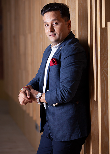 Write ahead: Amish Tripathi | Satya Gaud