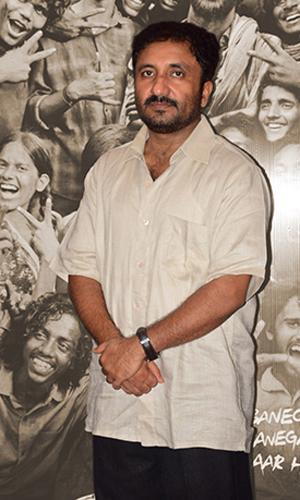 Phoenix rises: Anand Kumar.