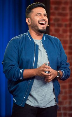 Host Abish Mathew says that #MeToo has impacted his routine