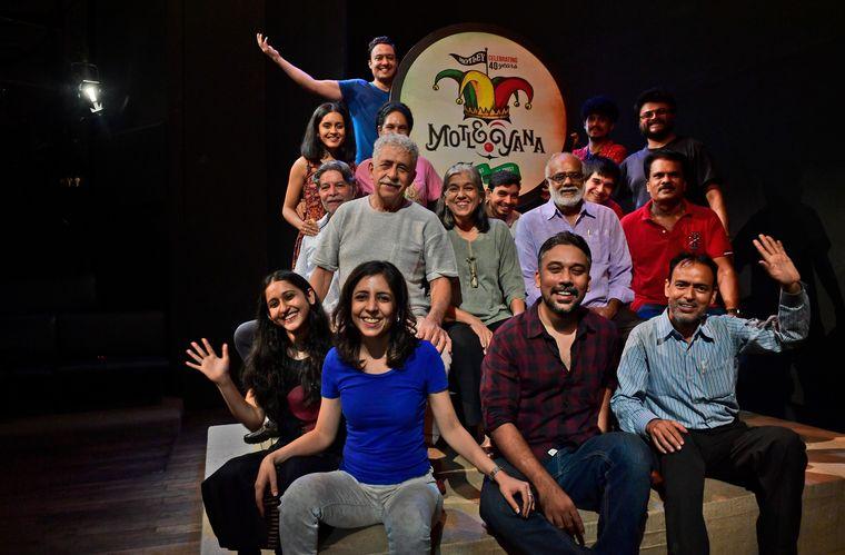A new act: the team at motley | Amey Mansabdar