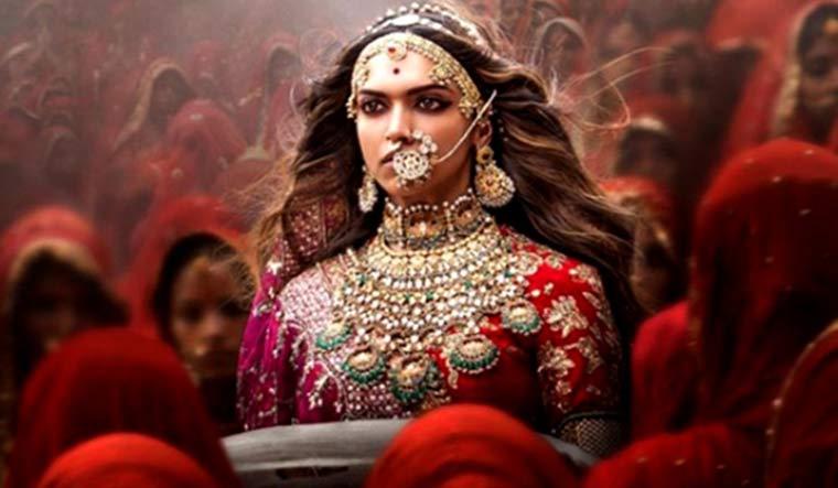 Padmaavat (2018) - Deepika plays a Rajput queen.