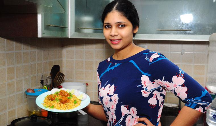 chefs' specials: Namratha Mongam, a home chef from Vizag | P. Prasad