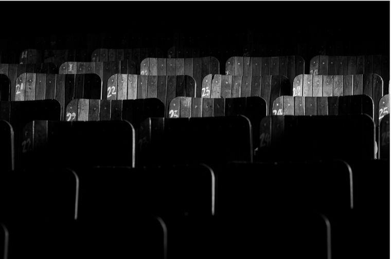 A theatre in Rajkot  | Hemant Chaturvedi