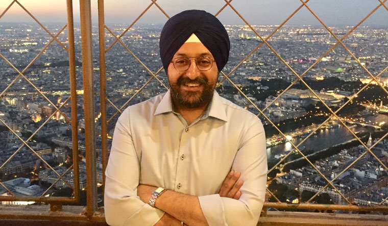 Cocoa power: Prabhjot Singh