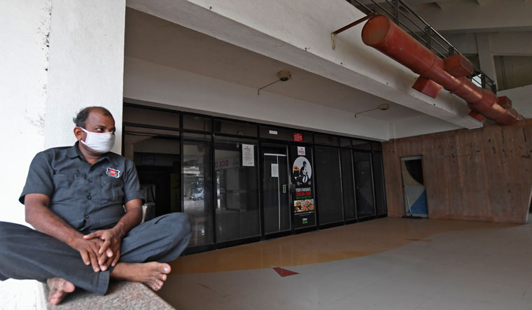 Curtain's down: With cinema halls shut for almost an entire year, there was hardly any box office collection | Amey Mansabdar