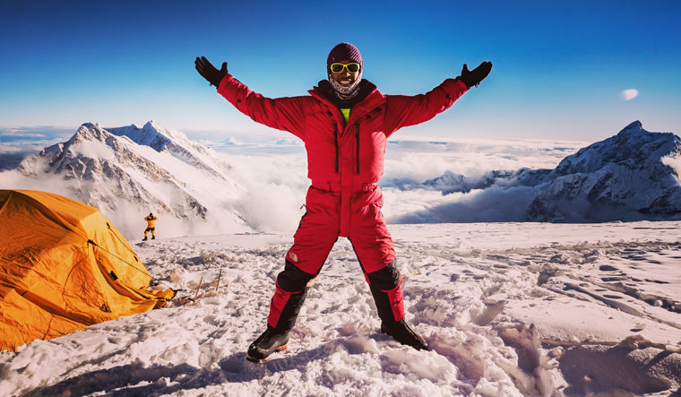 Indian mountaineer Arjun Vajpai, who wants to become the youngest climber to summit all 8,000ers,  considers Purja a brother and a friend