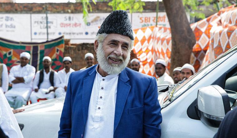 Naseeruddin Shah in Mee Raqsam