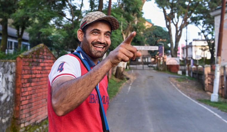 Irfan Pathan remembers his mother feeding the Indian cricket team | PTI