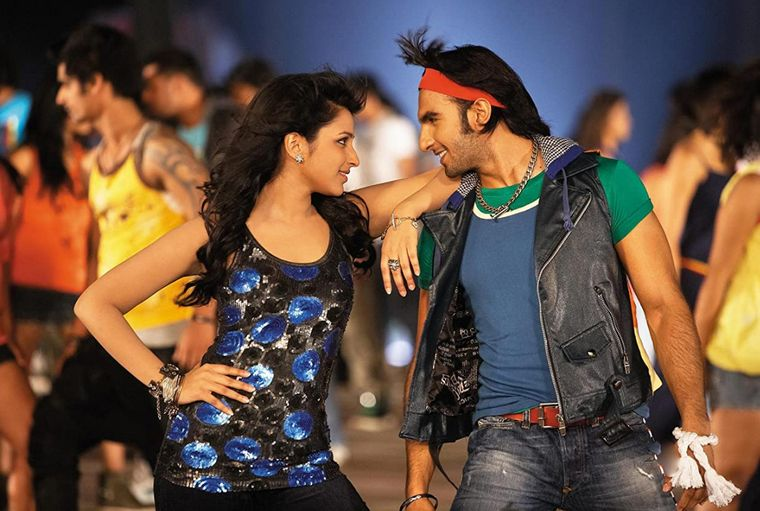 Lady's first: Parineeti's debut role in Ladies vs Ricky Bahl