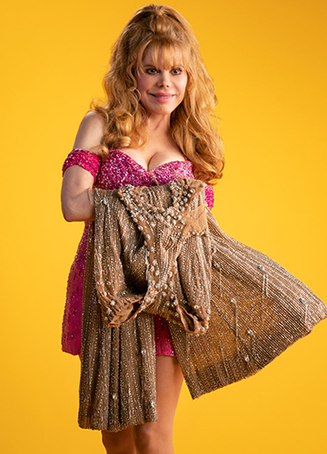 Sartorial pleasures: Spanish actress Charo in Worn Stories | Courtesy Netflix