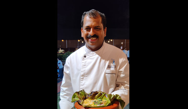 Chef Suresh Pillai on how he made his signature 'neymeen nirvana' for Chris Gayle