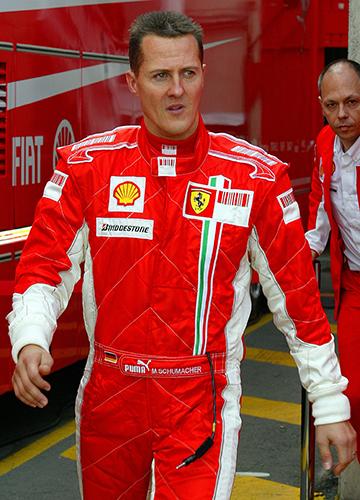 Michael Schumacher | AFP