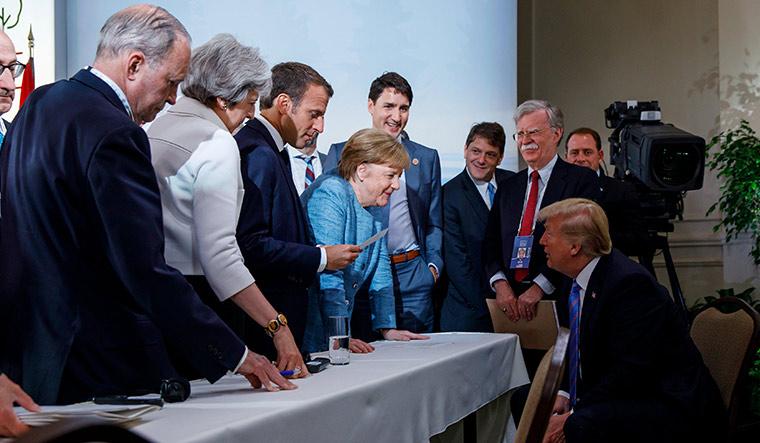 G7-SUMMIT/CANADA