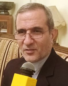 Massoud Rezvanian Rahaghi