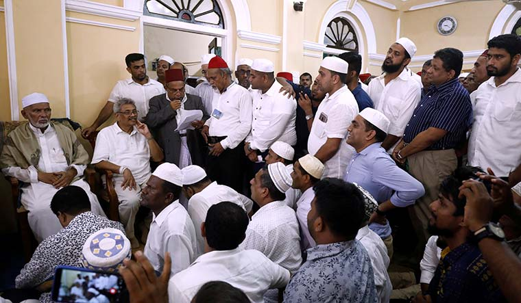 SRI LANKA-POLITICS/RAJAPAKSA