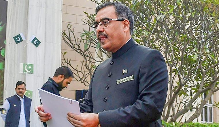 How Pakistan's new foreign secretary Sohail Mahmood wants better ties with India