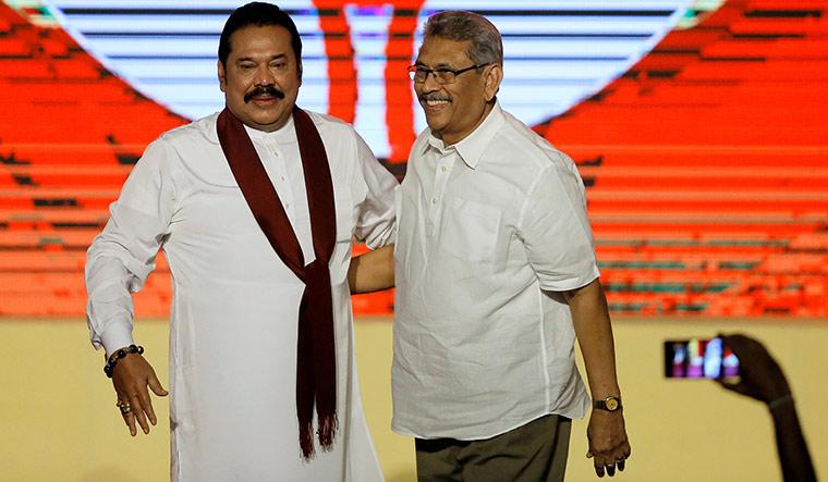 SRI LANKA-POLITICS/GOTABAYA