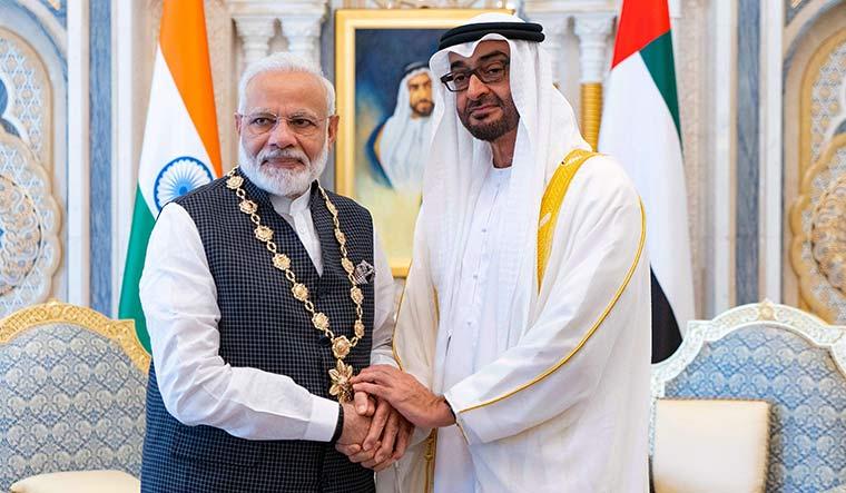UAE-INDIA-DIPLOMACY