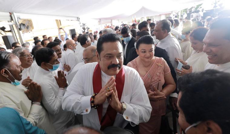 SRI LANKA-POLITICS/