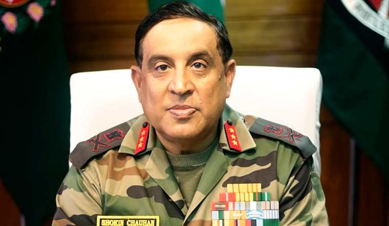 Lieutenant General (retd) Shokin Chauhan