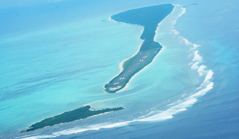 India moves to utilise Lakshadweep's strategic location, but security is a challenge